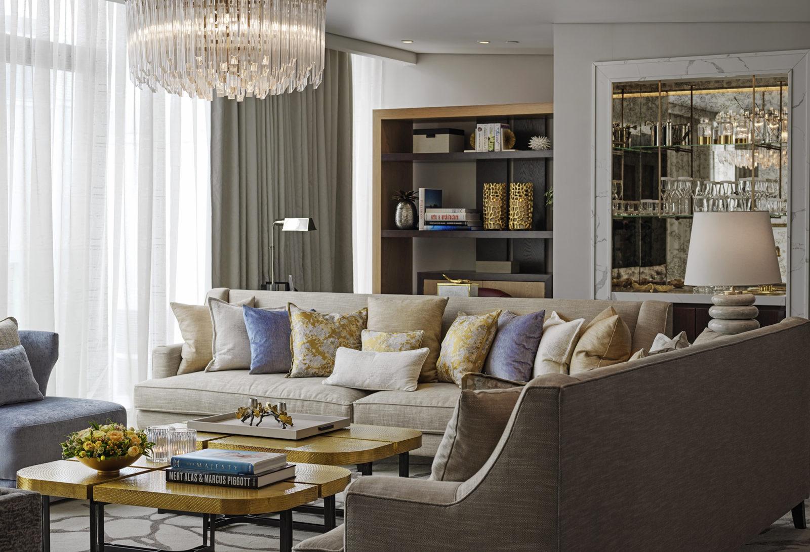 Tower Suite at Britannia Hotel