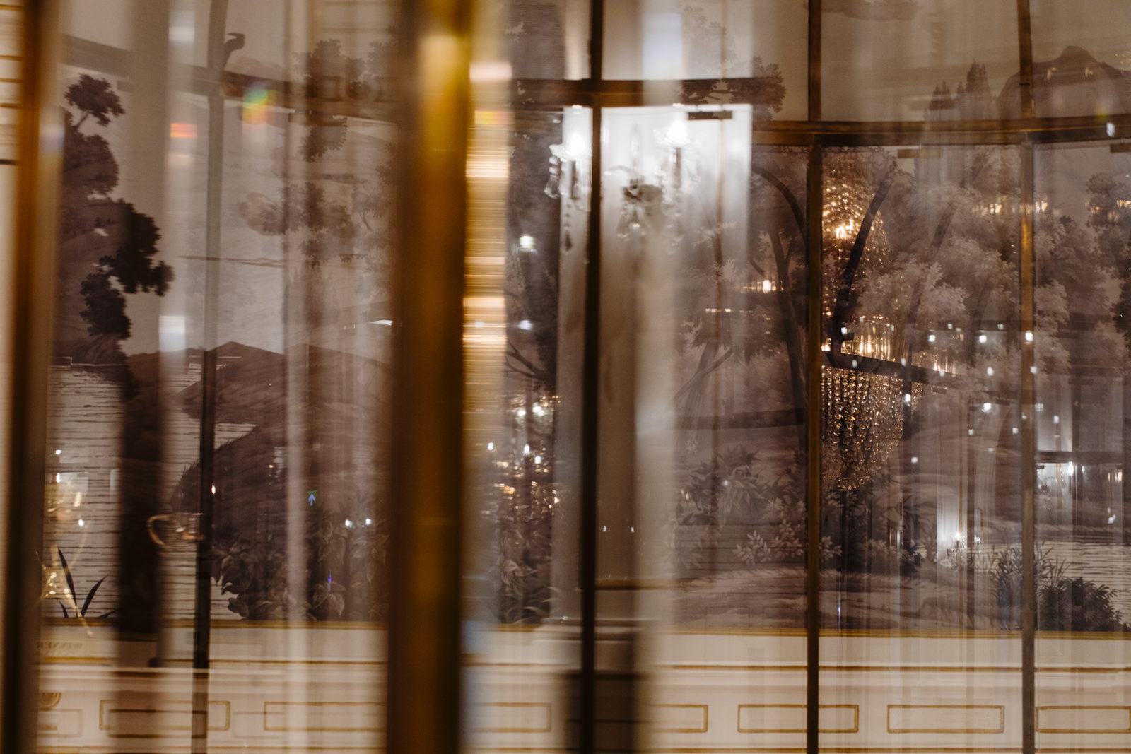 Speilsalen restaurant in Britannia Hotel photo by Lars Petter Pettersen