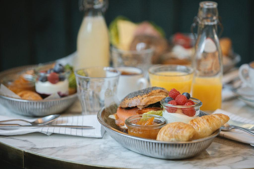 brasserie britannia breakfast bagel