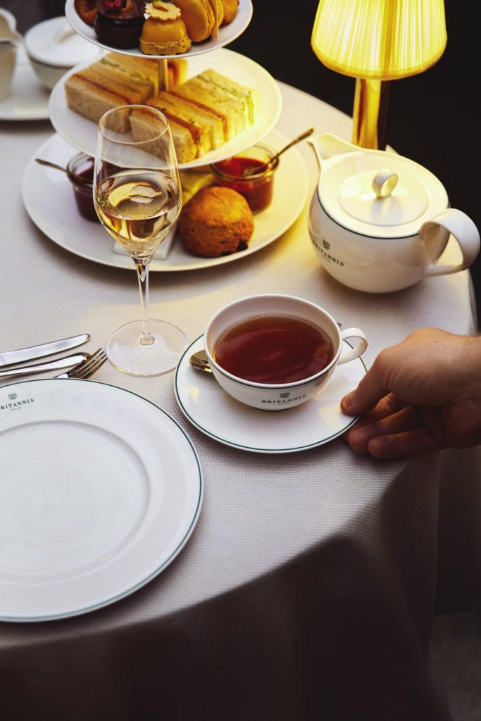 Afternoon Tea i Trondheim - en britisk selskapstradisjon