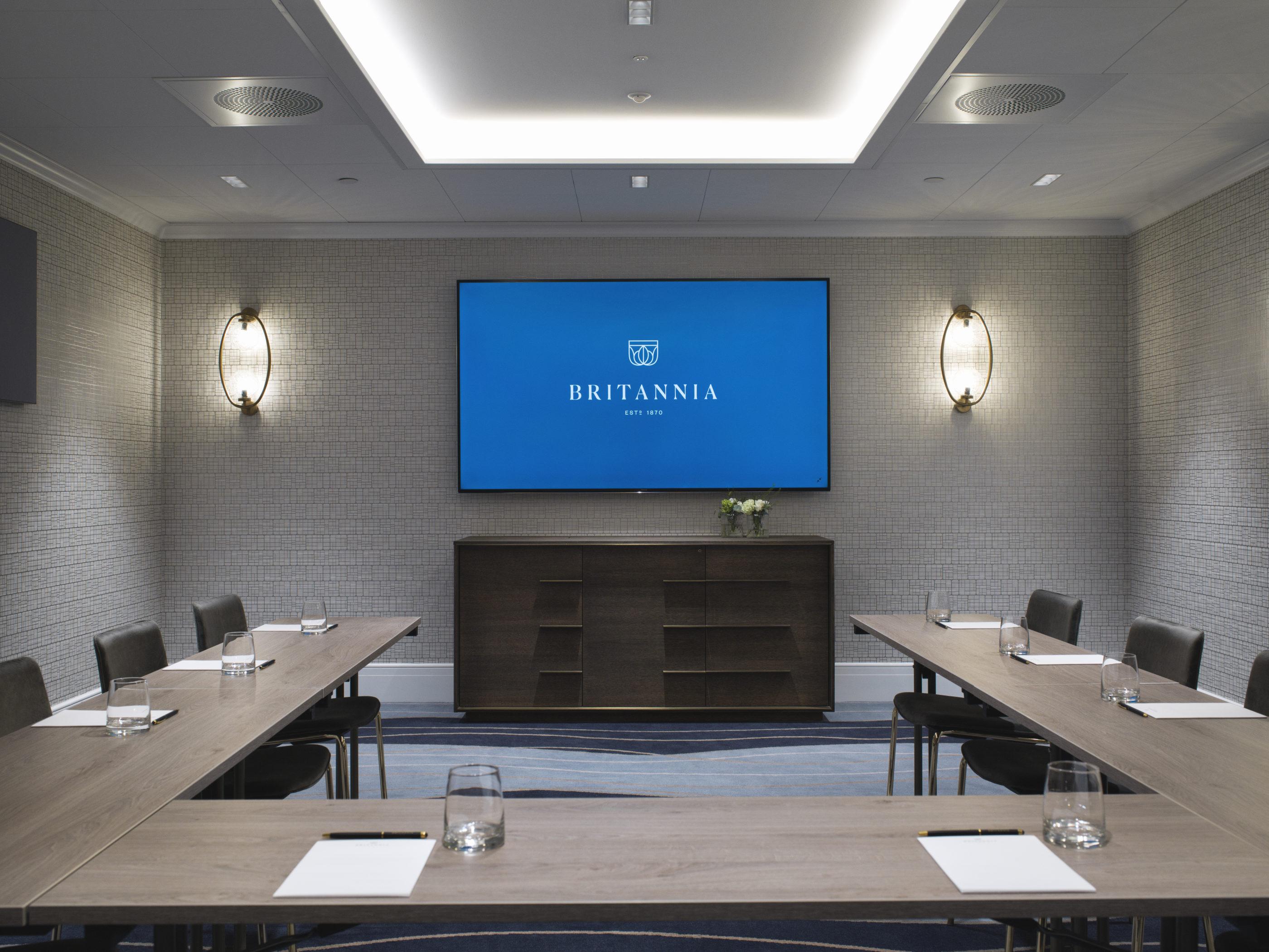 Frida meeting room at Britannia Hotel