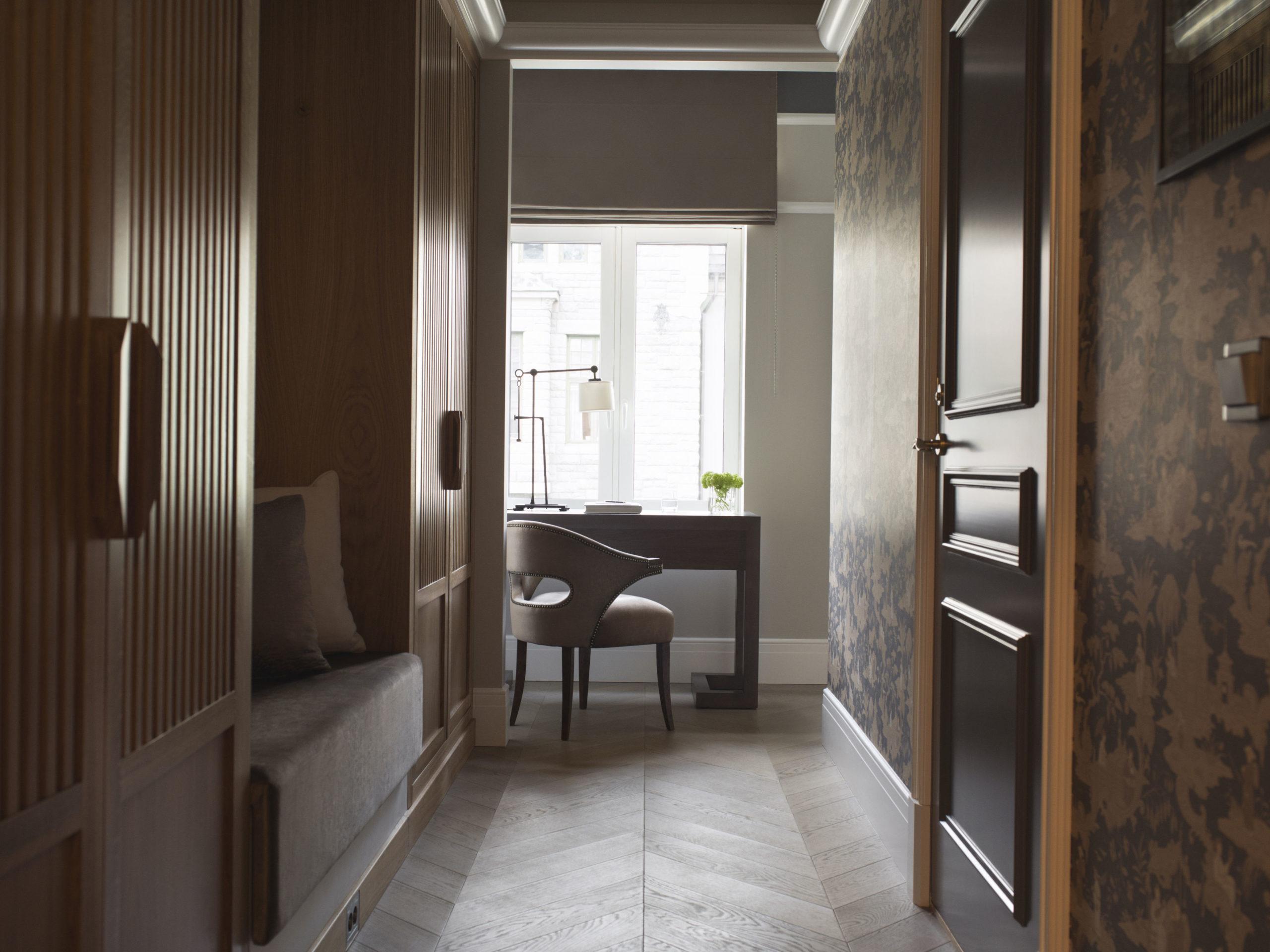 Junior suite på Britannia Hotel i Trondheim
