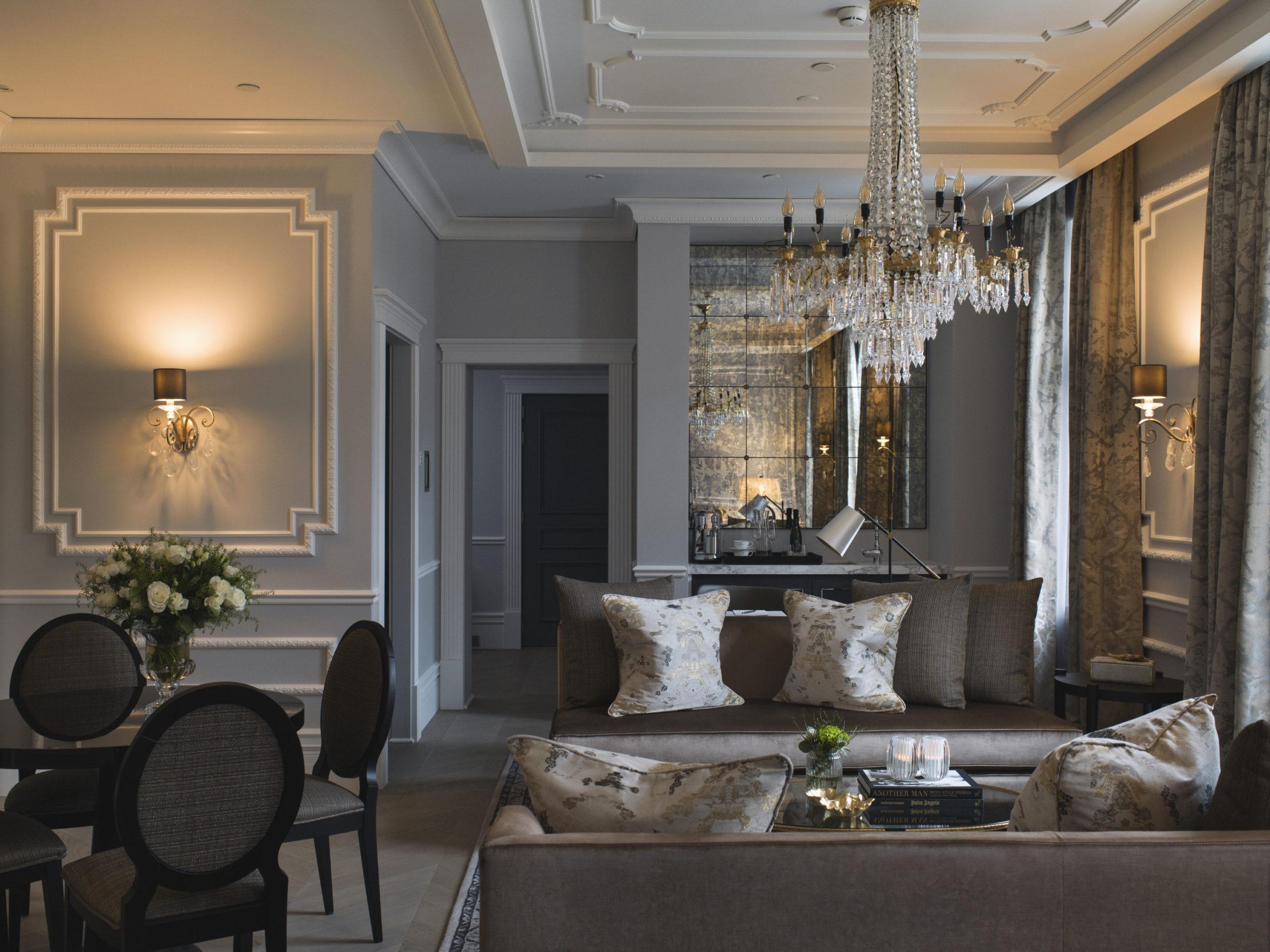 Suite på luksushotell i Trondheim