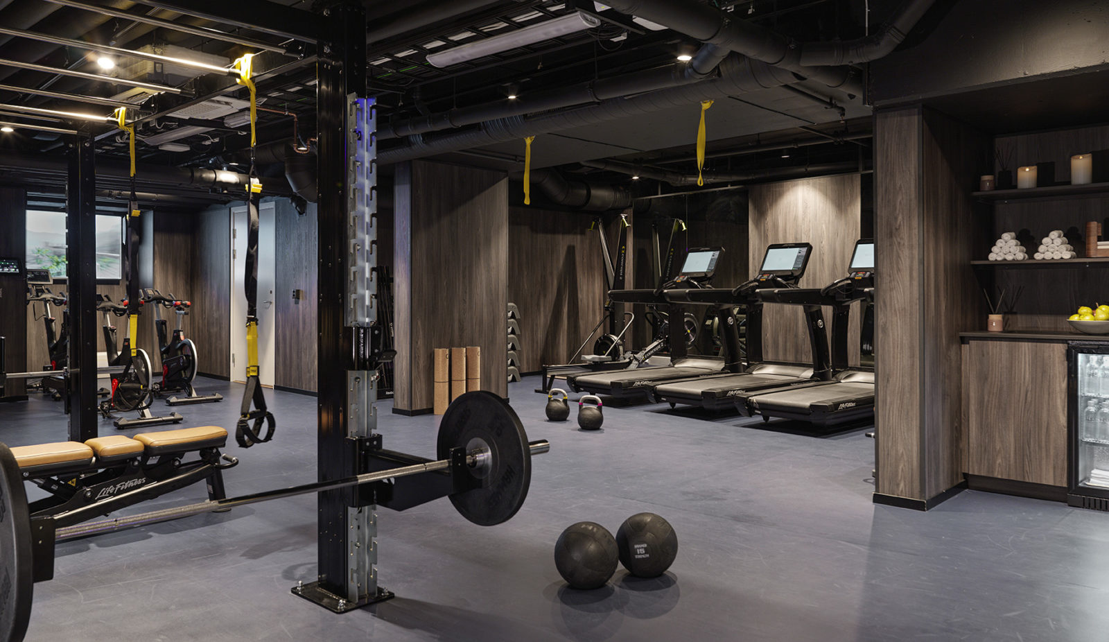 Britannia Fitness studio in Trondheim