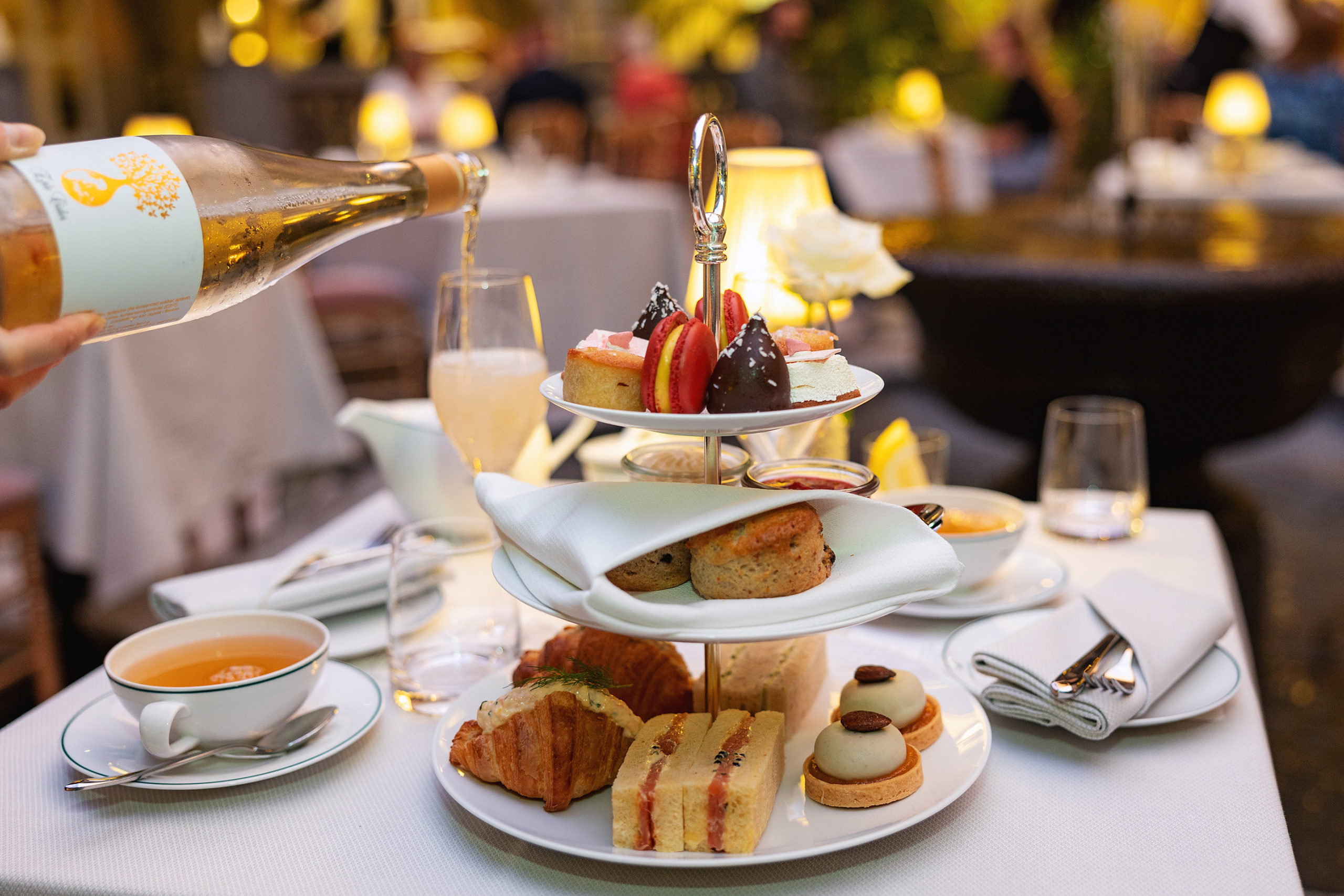 Britannia Summer Afternoon Tea