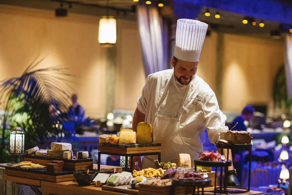 Øivind Tiller Sous Chef Britannia Hotel