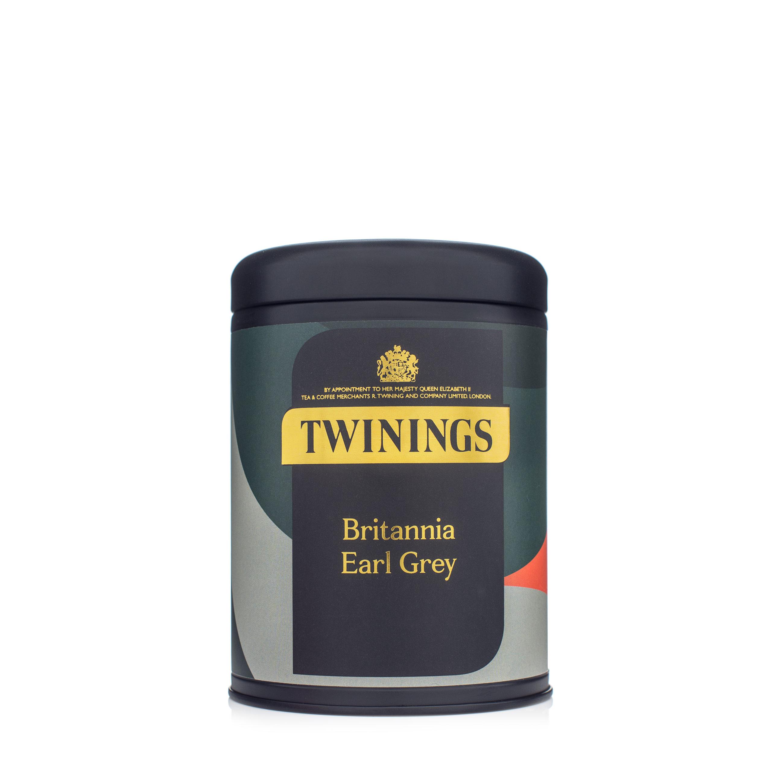 Britannia Tea Box