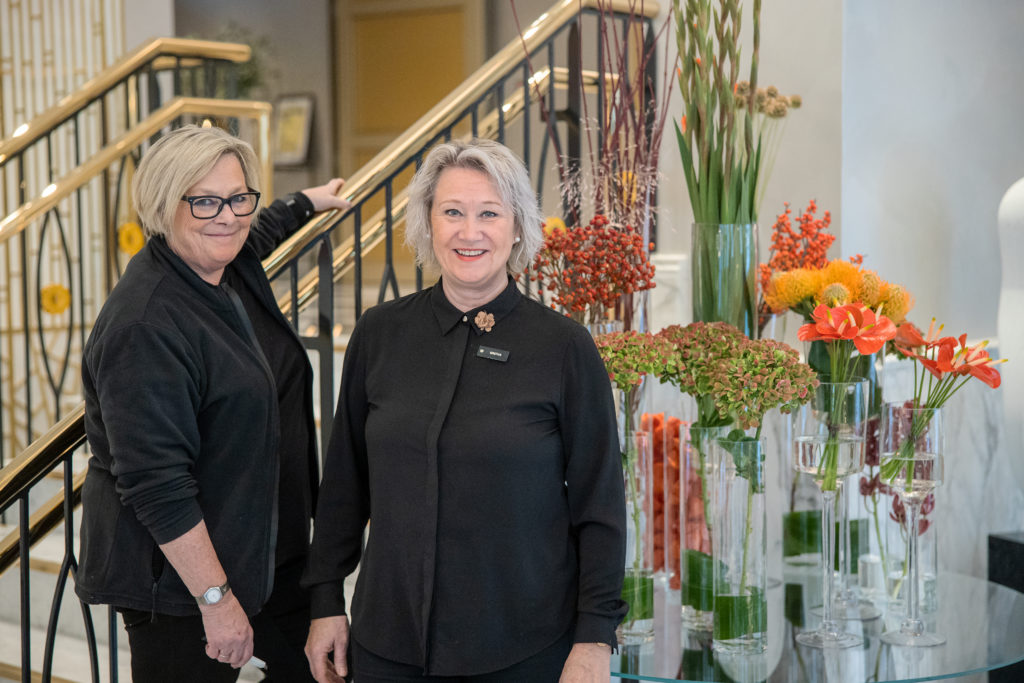 Meet the Staff - Britannia's Florists