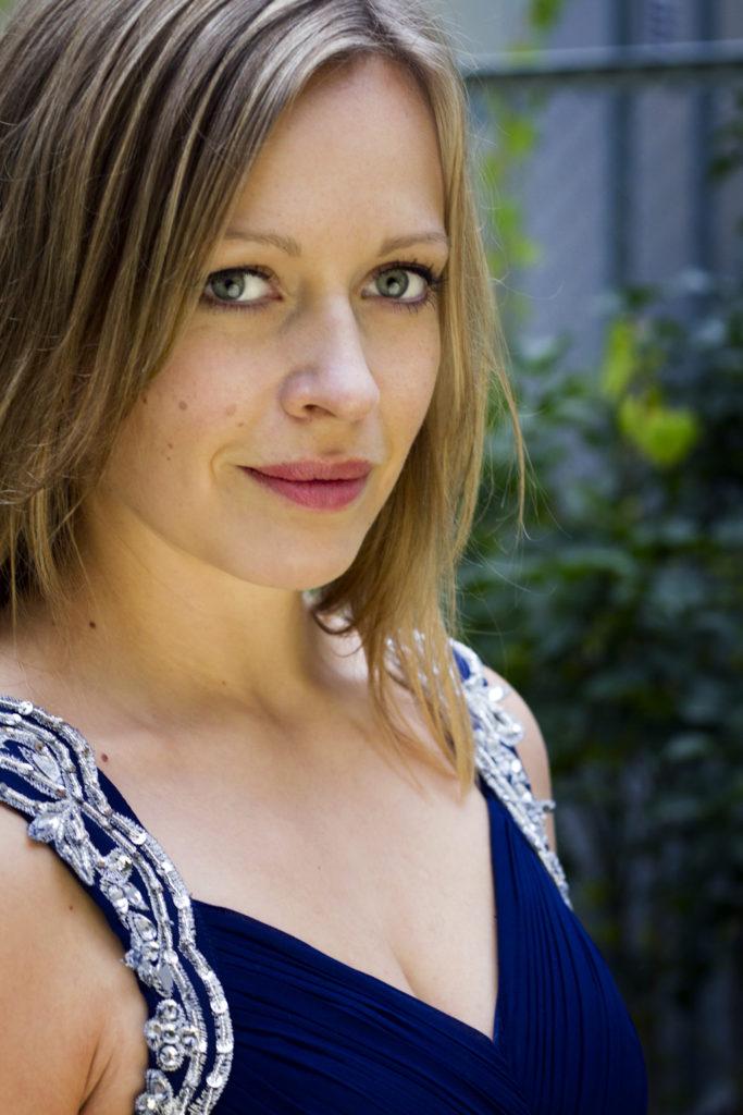 Photo of mezzo-soprano opera singer, Maria Nohr