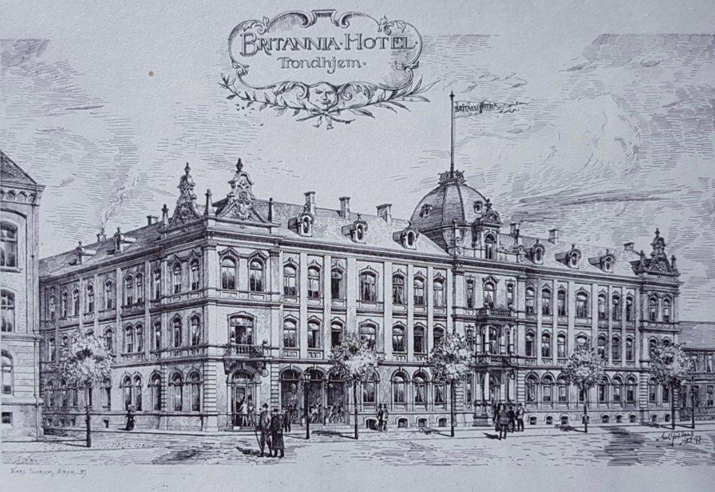 Britannia Hotel celebrates 150 years