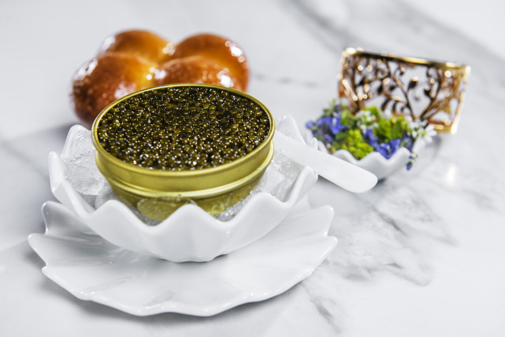 Speilsalen to relaunch with its own caviar bar