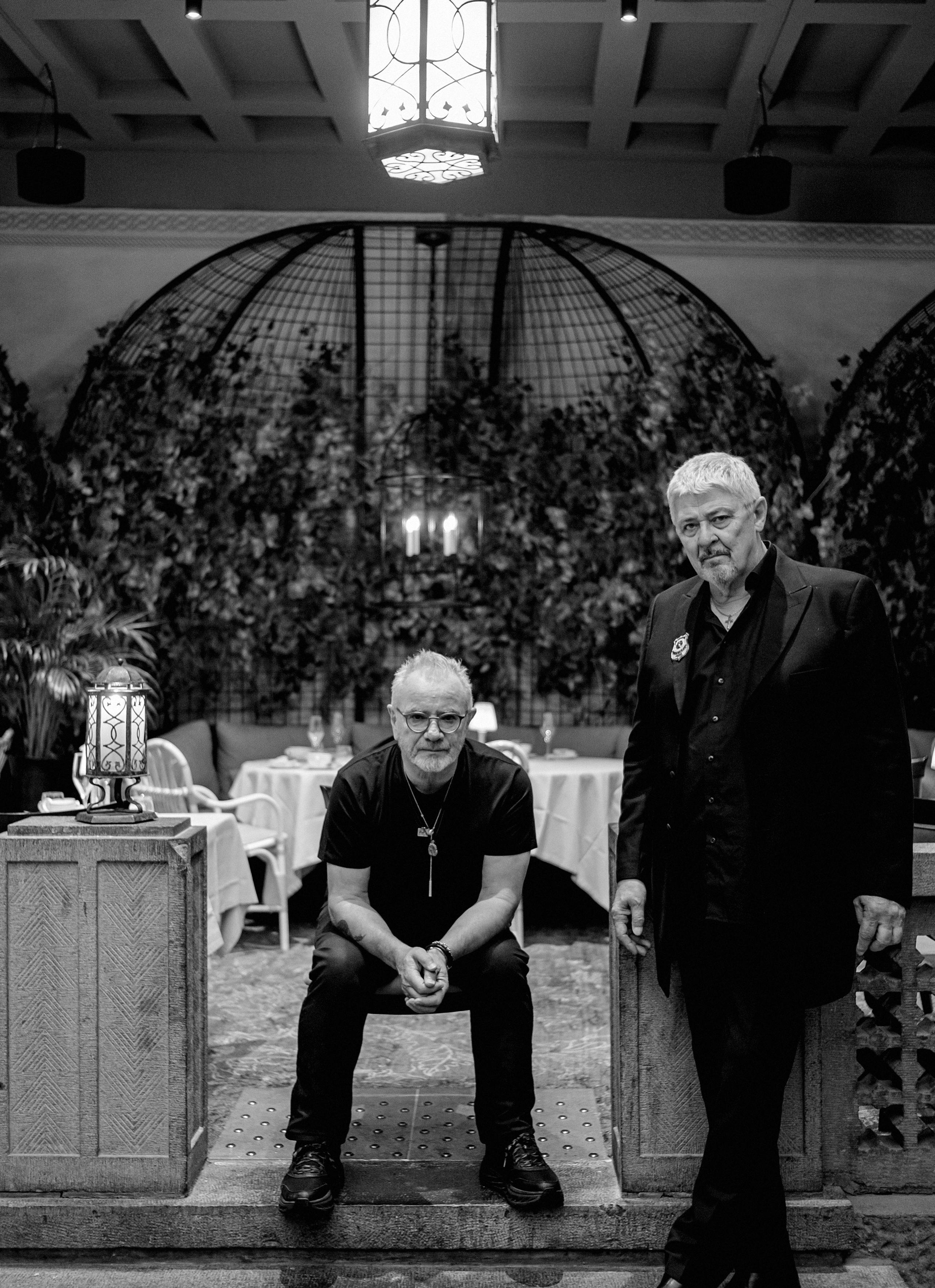 Åge Aleksandersen, Gunnar Pedersen and Trondheimsolistene