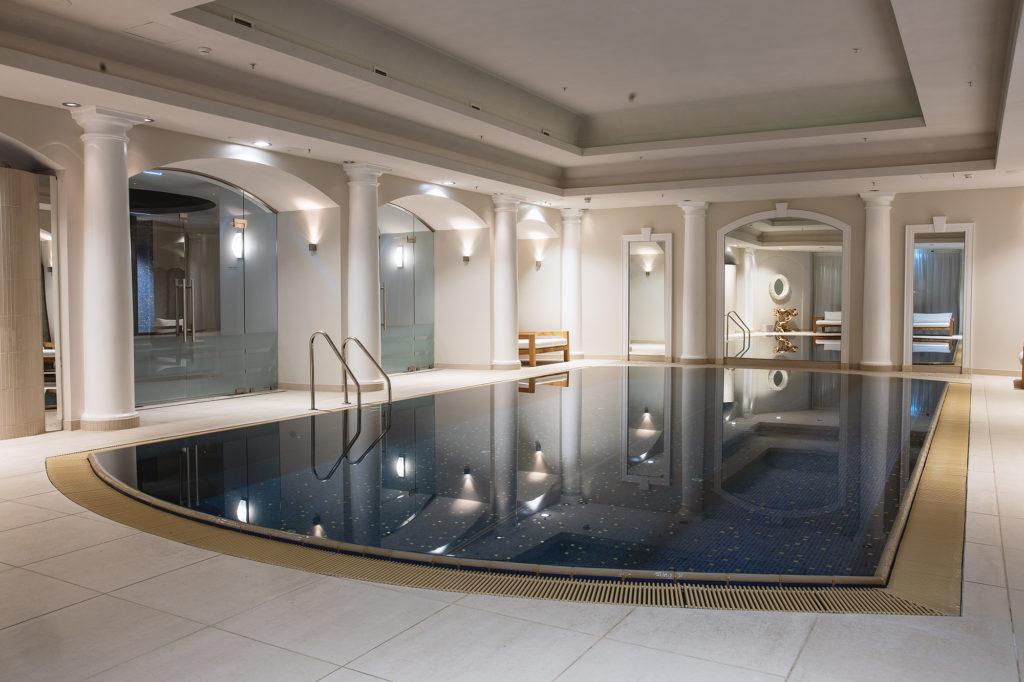Pool at Britannia Spa