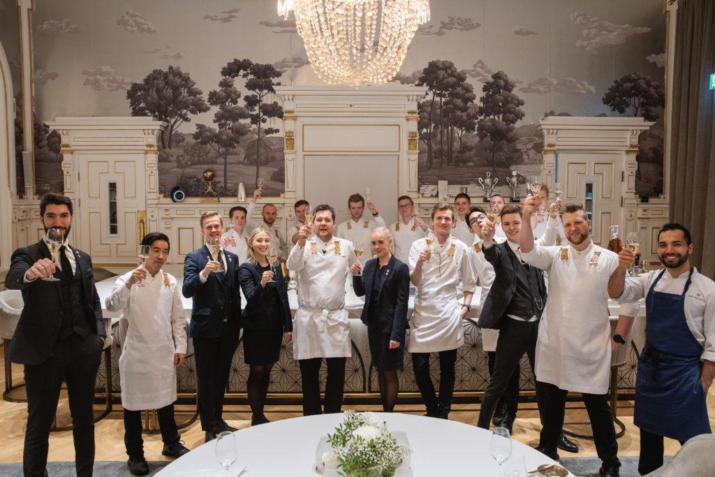 Speilsalen named Norway's Restaurant of the Year