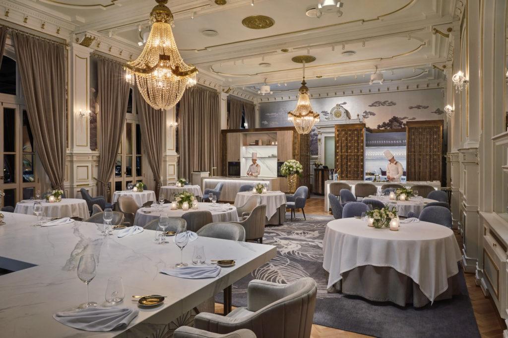 Speilsalen - michelin restaurant