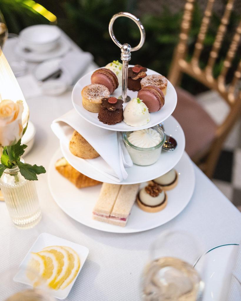 Britannia Afternoon Tea in Palmehaven