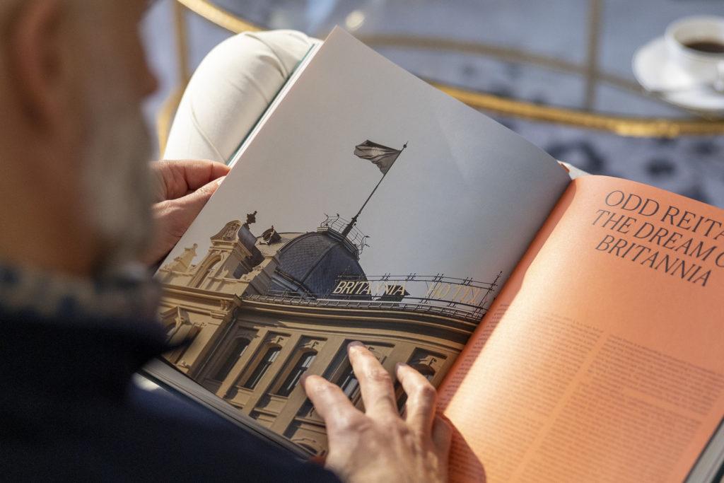 Britannia Book