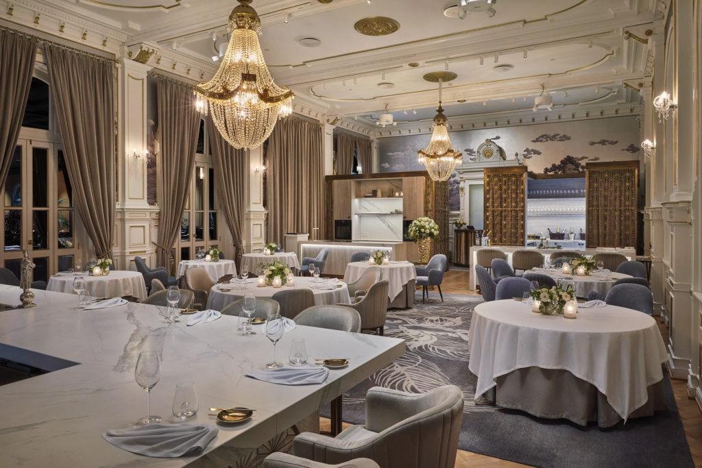 Speilsalen Britannia Hotel