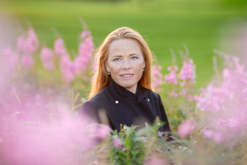 Hanne Charlotte Heggberget