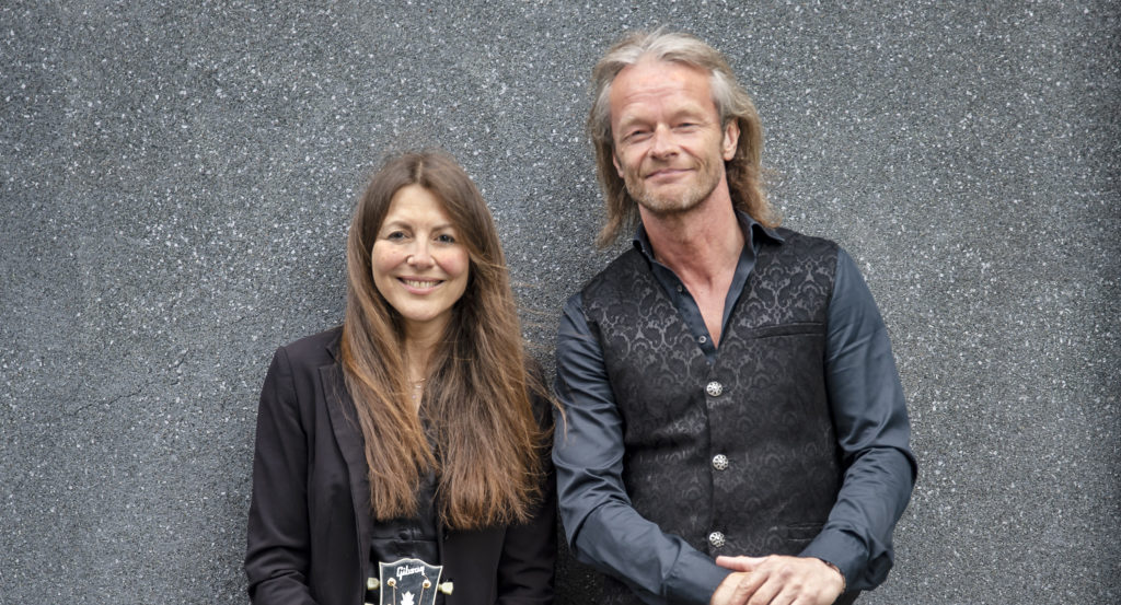 Claudia Scott and Torstein Flakne team up this September